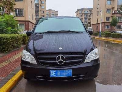 2013年10月 奔驰 威霆 3.0L 精英版图片
