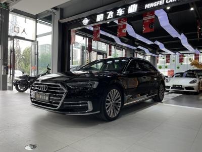 2020年11月 奥迪 奥迪A8(进口) A8L 50 TFSI quattro 舒适型图片