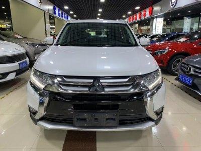 2017年6月 三菱 欧蓝德(进口) 2.4L 四驱精英版 5座图片