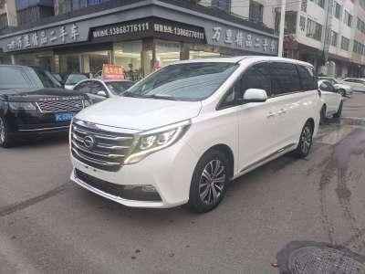 2019年5月 广汽传祺 M8 320T 尊贵版图片