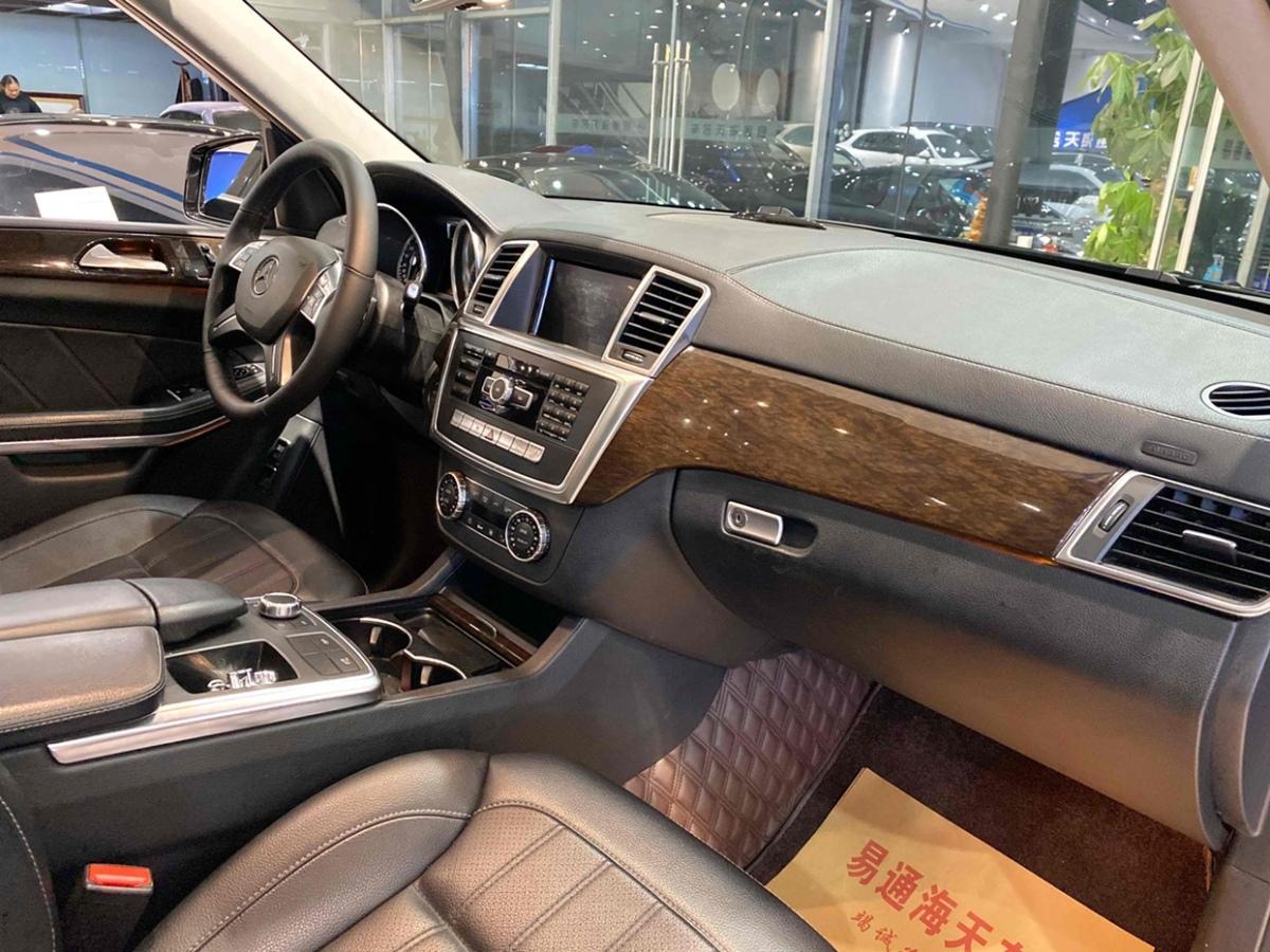 奔驰 奔驰GL级  2011款 GL 450 尊贵型 Grand Edition图片