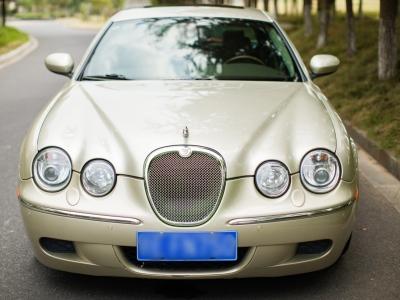 2008年07月 捷豹 S-Type  3.0动感典藏版图片