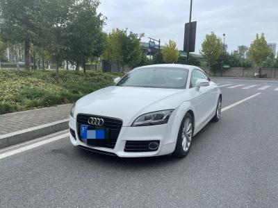 2012年05月 奥迪 奥迪TT(进口) TT Coupe 2.0TFSI图片