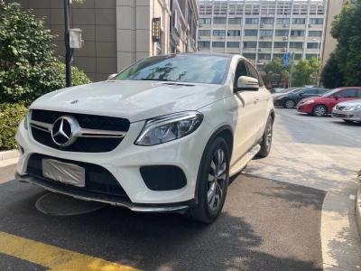 2018年5月 奔驰 奔驰GLE(进口) GLE 400 4MATIC图片