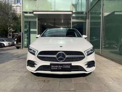 奔驰 奔驰A级  2019款  改款 A 200 L