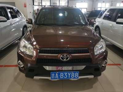 丰田 RAV4荣放  2011款 2.4L 自动四驱豪华版图片