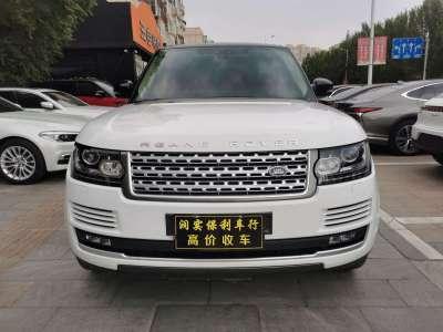 路虎 揽胜 3.0 TDV6 Vogue SE 中东版柴油加长版图片