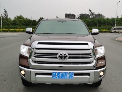 丰田 坦途  2014款 5.7L 1794 Edition图片