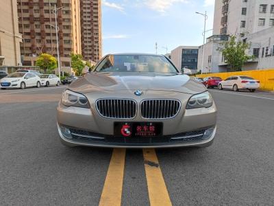 2011年12月 宝马 宝马5系 523Li 豪华型图片