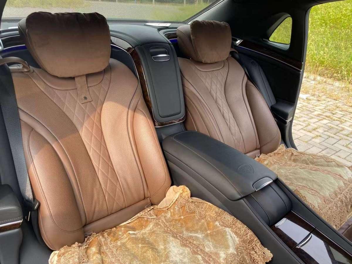 奔驰 迈巴赫S级  2017款 S 500 4MATIC图片