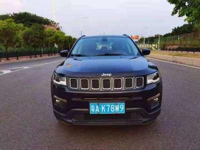 Jeep 指南者  2017款 200T 自动家享四驱版
