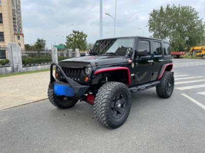 2014年3月 Jeep 牧马人(进口) 3.6L Sahara 四门版图片