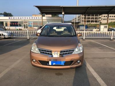 2010年12月 日产 骐达 1.6L CVT豪华型图片
