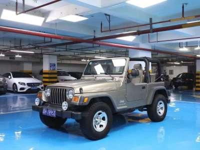 2004年4月 Jeep 牧马人(进口) 4.0L Rubicon图片