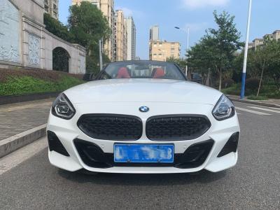 2020年7月 宝马 宝马Z4(进口) sDrive 25i M运动曜夜套装图片