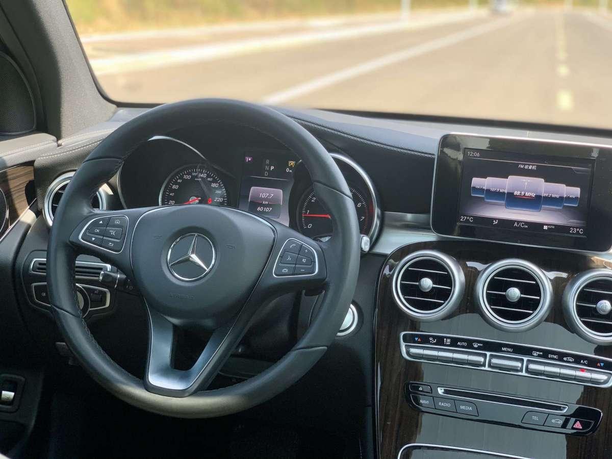奔驰 奔驰GLC  2018款 GLC 260 4MATIC 动感型图片