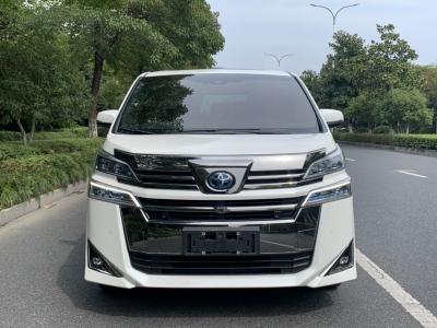 丰田 威尔法  2020款 双擎 2.5L HV尊贵版
