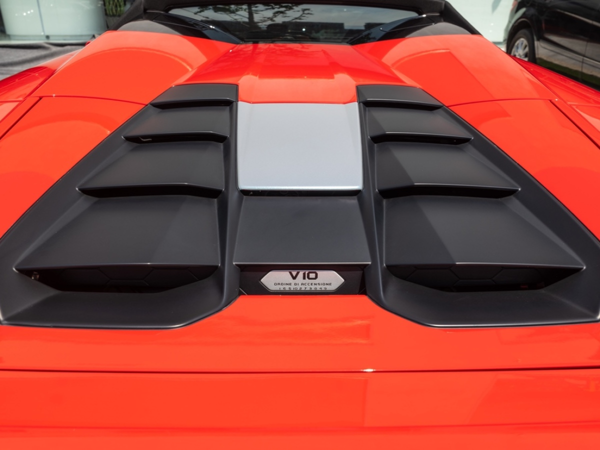 兰博基尼 Huracán  2020款 Huracán EVO RWD Spyder图片