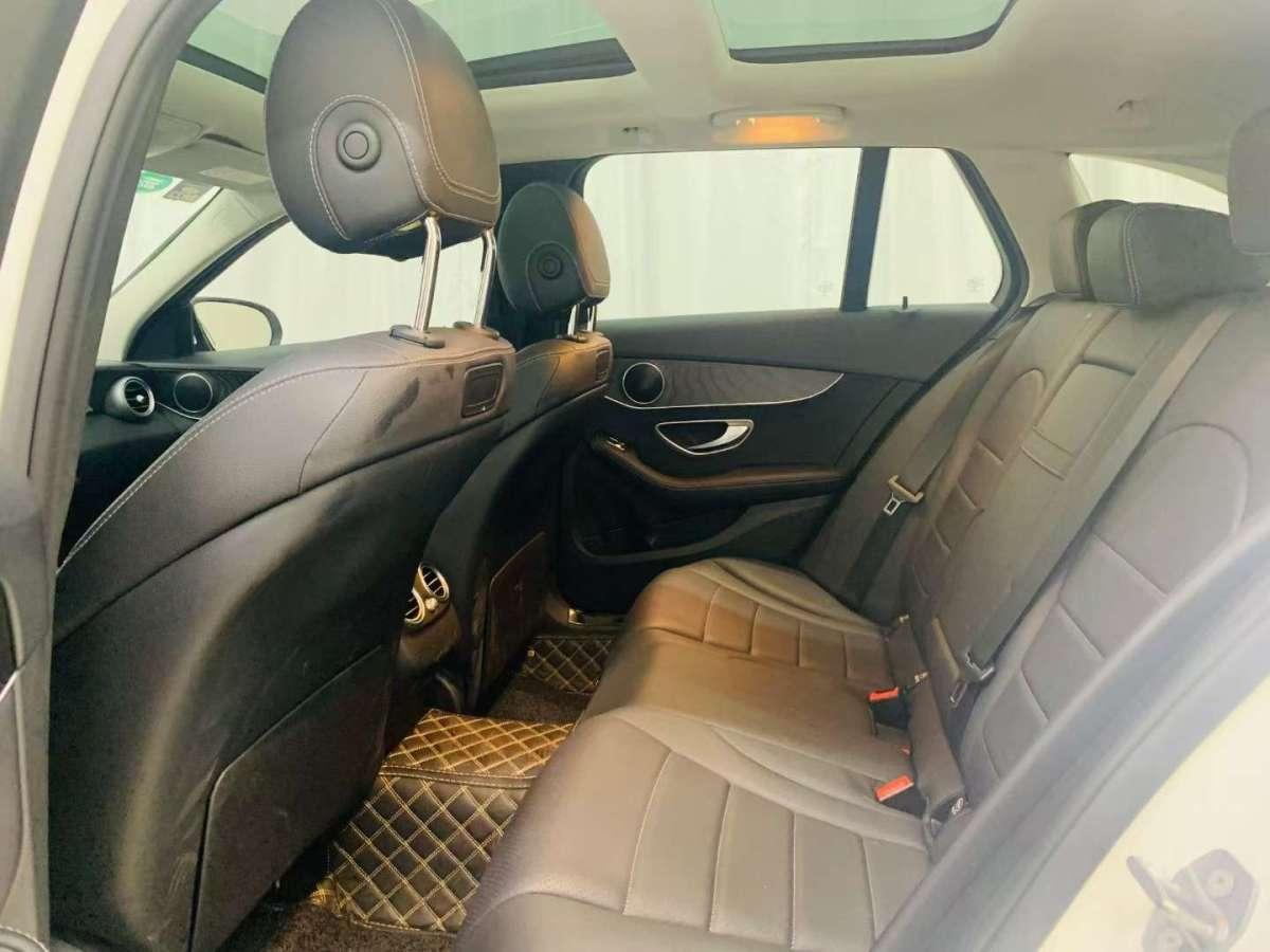 奔驰 奔驰C级  2018款 C 200 L图片