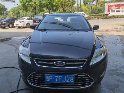 福特 蒙迪欧-致胜  2011款 2.0L GTDi200时尚型