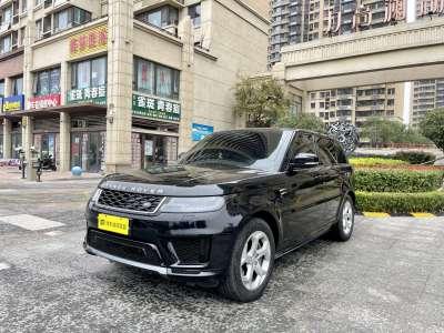 2018年8月 路虎 揽胜运动版新能源(进口) P400e图片