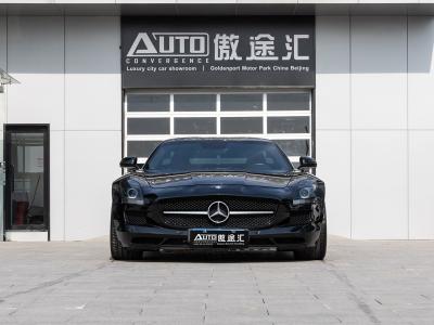2014年9月 奔驰 奔驰SLS级AMG SLS AMG图片