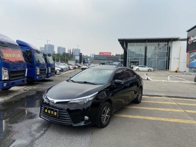 2014年11月 丰田 雷凌 1.6G CVT精英版图片