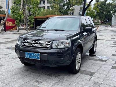 2012年08月 路虎 神行者2(进口) 2.0T Si4 SE汽油版图片