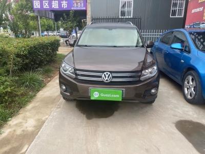 2012年1月 大众 Tiguan(进口) 2.0TDI 舒适版图片