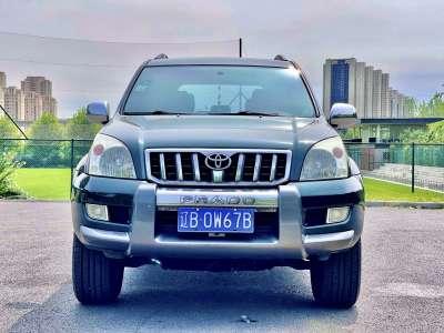 2004年6月 丰田 普拉多(进口) GX 2.7手动车型图片