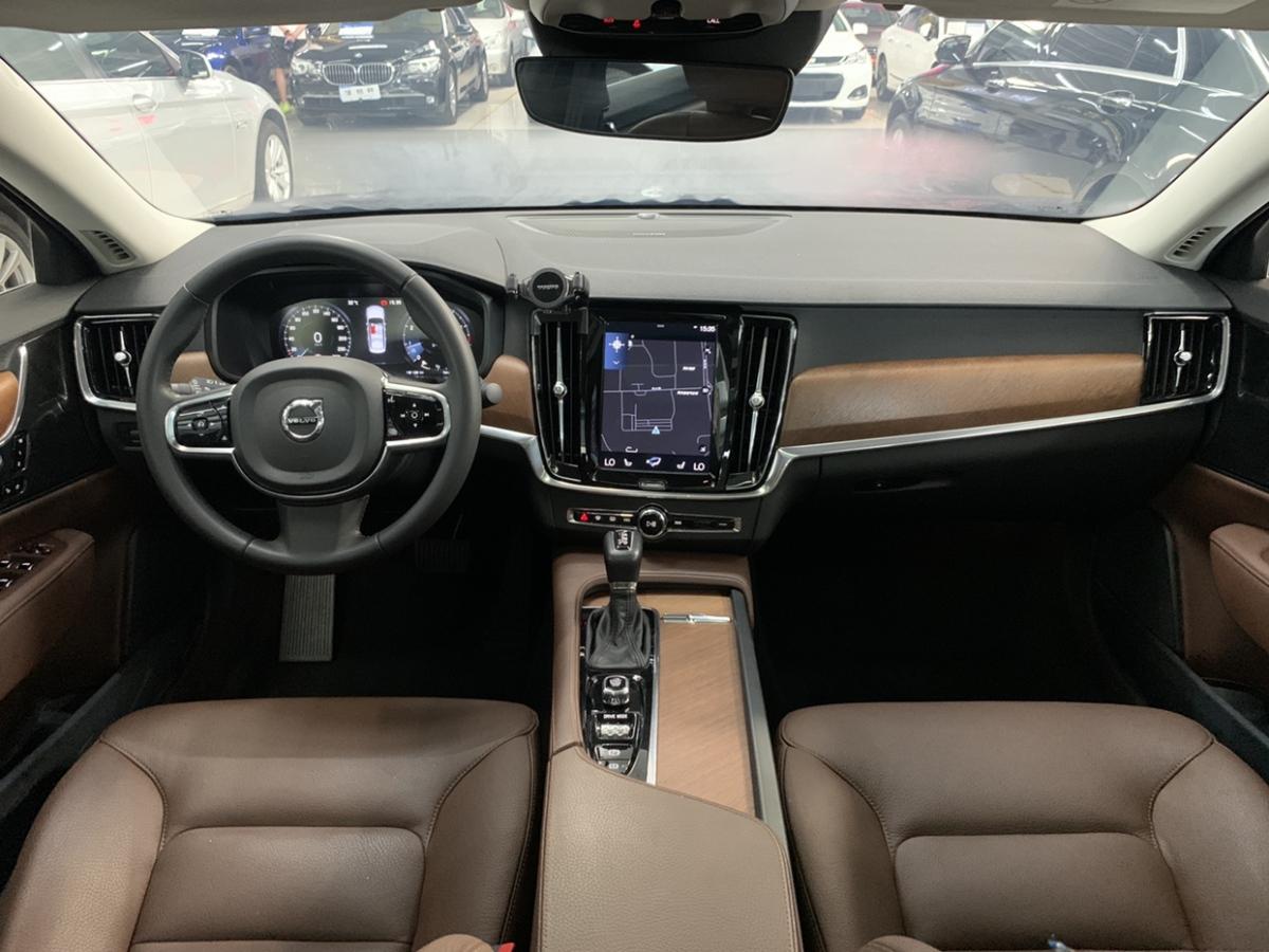 沃尔沃 S90  2020款 T5 智远豪华版图片
