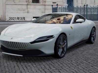 未上牌 法拉利 Roma 3.9T V8图片