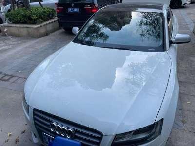 2010年6月 奥迪 奥迪A5  2.0TFSI Coupe图片