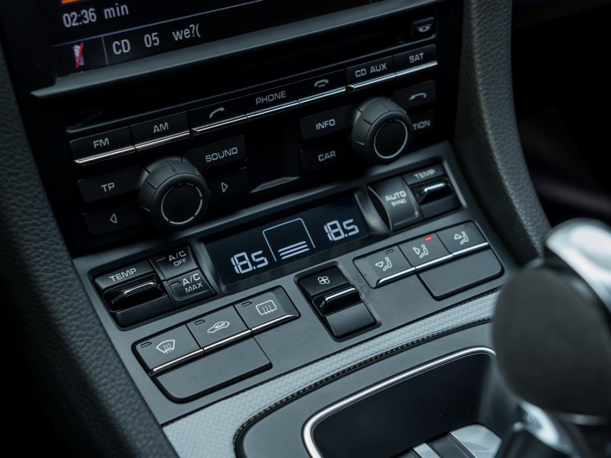 保时捷 911  2015款 GT3 RS图片