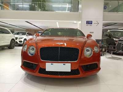 2012年6月 宾利 欧陆 4.0T GT V8图片