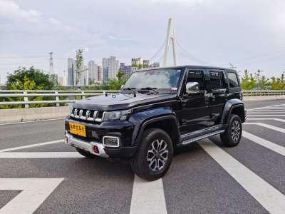 2019年8月 北京 BJ40 2.3T 自动四驱城市猎人版尊享型 国VI图片