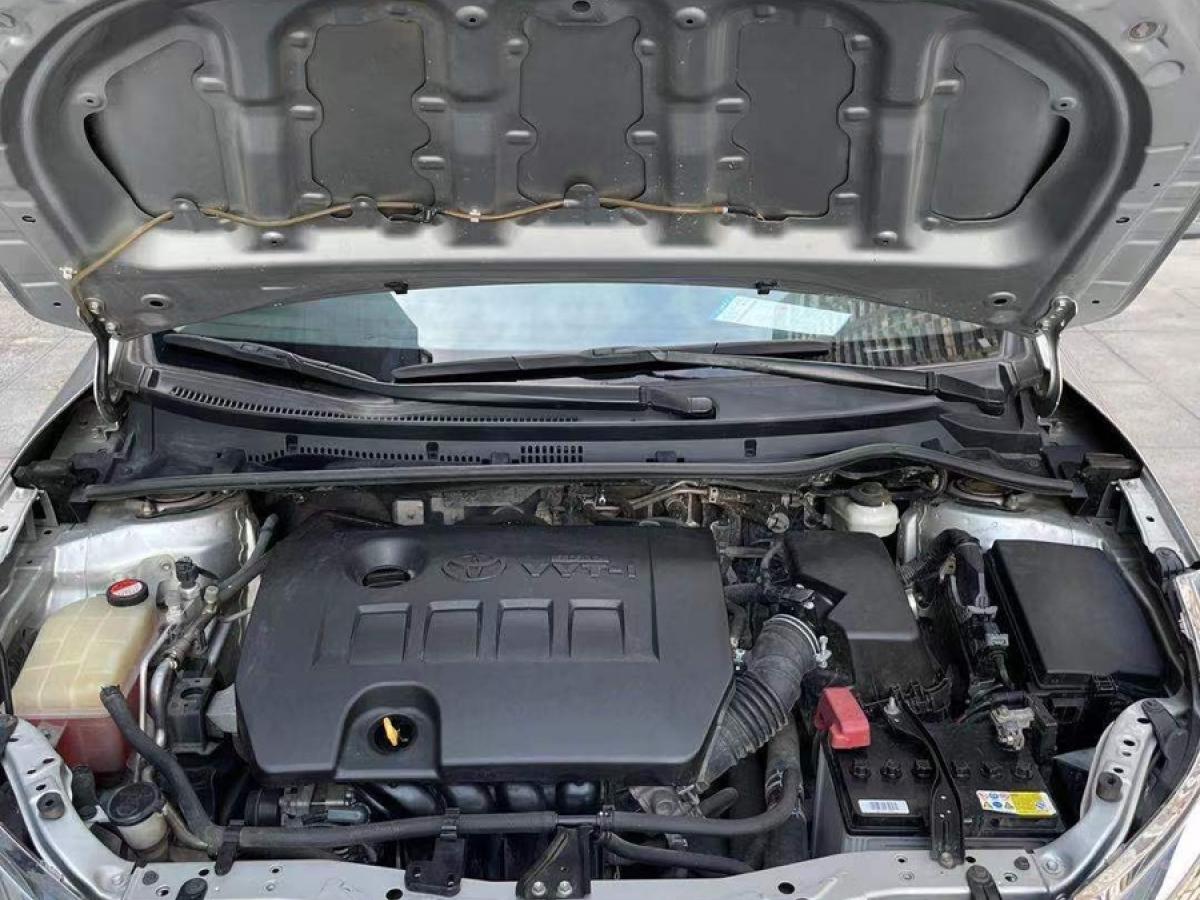 丰田 雷凌  2014款 1.6G CVT精英版图片