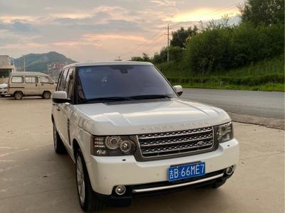 2011年6月 路虎 揽胜(进口) 5.0 V8 NA HSE图片