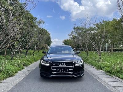 2018年3月 奥迪 奥迪A8  A8L 45 TFSI quattro豪华型图片