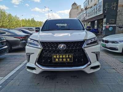 雷克萨斯 LX  2019款 570 巅峰特别版图片