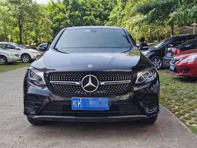奔驰 奔驰GLC  2018款 GLC 200 4MATIC