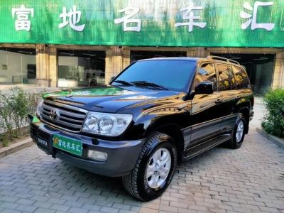 2007年11月 丰田 兰德酷路泽(进口) 4.7L VX-R图片