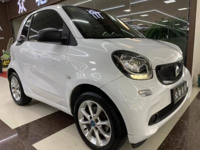 奔驰smart fortwo 1.0L 硬顶灵动版