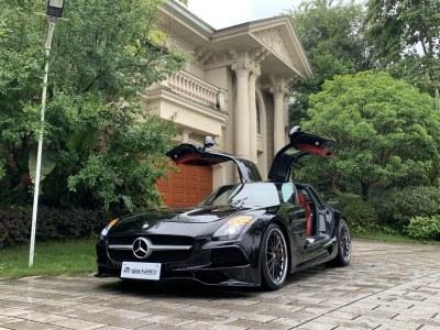 2012年4月 奔驰 奔驰SLS级AMG SLS AMG图片
