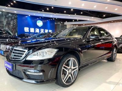 奔驰 奔驰S级AMG  2013款 AMG S 65 L Grand Edition