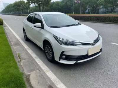 2018年6月 丰田 卡罗拉  1.2T S-CVT GL智享版图片