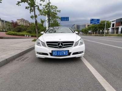 2011年6月 奔驰 奔驰E级 E 260 L CGI时尚型图片