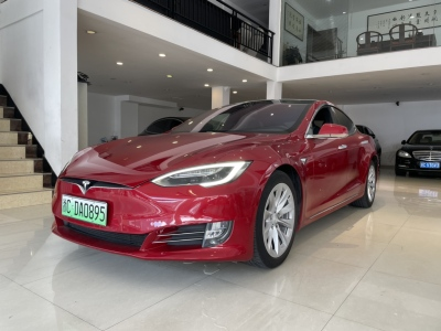 2017年9月 特斯拉 Model S  Model S 90D图片