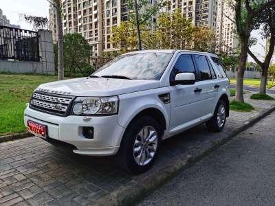 2011年11月 路虎 神行者2(进口) 3.2L i6 HSE汽油版图片