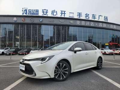 丰田 雷凌  2019款  185T CVT运动版 国VI图片